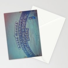 Santa Monica Pier Stationery Cards