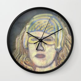 Leucothea and the Fishes Wall Clock