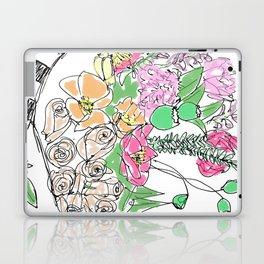 Camelia Laptop & iPad Skin