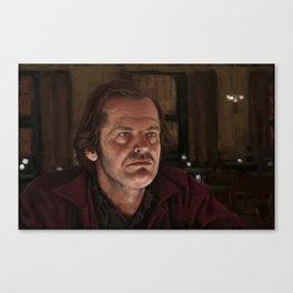 Mr. Torrance Canvas Print