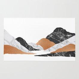 Marble Landscape II Rug