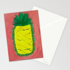Pineapple of Liberty Stationery Cards