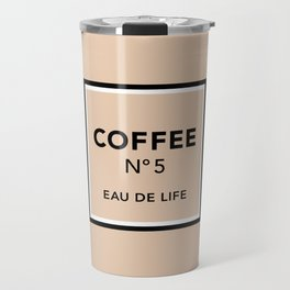 Latte No5 Travel Mug