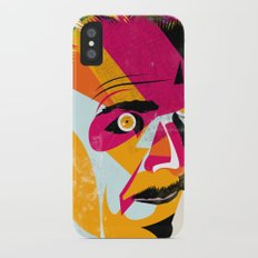 head_131112 iPhone X Slim Case