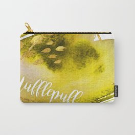 Hufflepuff Yellow Carry-All Pouch