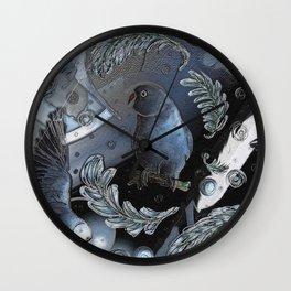 Jolie Ringneck Single Wall Clock