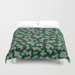 Succulents - Small Duvet Cover