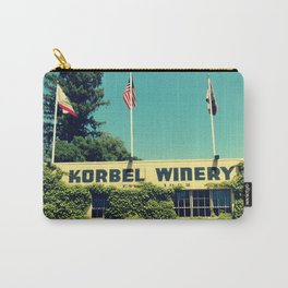 Korbel Winery Carry-All Pouch