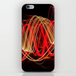 Wavelength of Light iPhone Skin