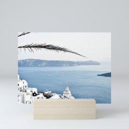 Greece Ocean Views Mini Art Print