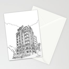 Surrey Mansions Stationery Cards
