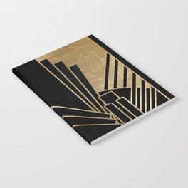 Art deco design Notebook