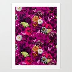 Midsummer Daydream  Art Print