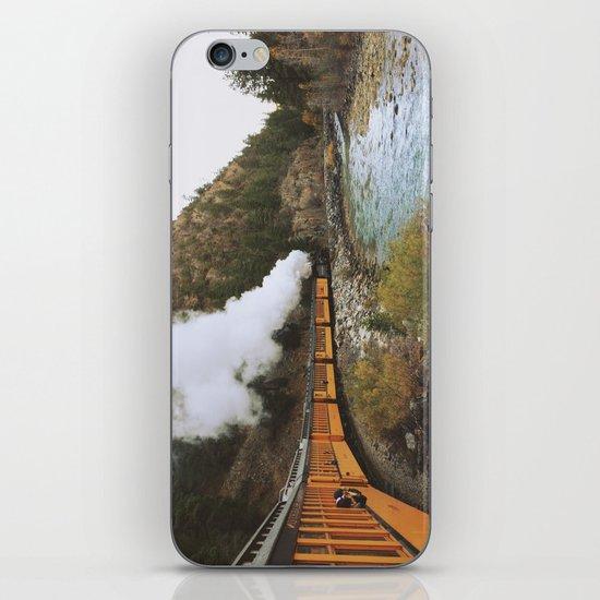 Steam Train iPhone & iPod Skin