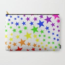 Rainbow stars Carry-All Pouch