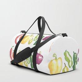 Pepper Rainbow Duffle Bag