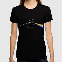 Dalek Side of the Moon T-shirt