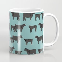 Angus Cattle breed farm gifts must have cow animal Coffee Mug