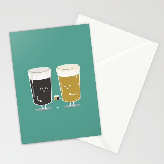 Cheers! Stationery Cards