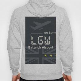 LGW Gatwick airport code Hoody
