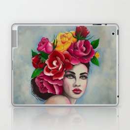 Flower Power Roses by Andrea Laptop & iPad Skin