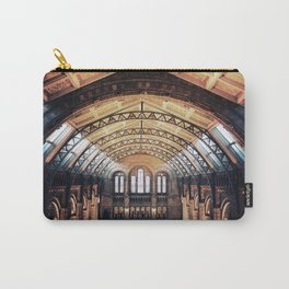 London Natural History Museum  Carry-All Pouch