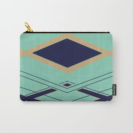 Art Deco More Than Fast Carry-All Pouch