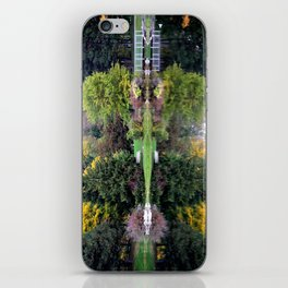 Park Reflections  iPhone Skin