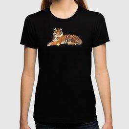 Tennis Tiger T-shirt