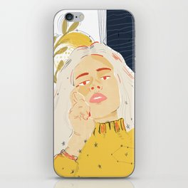 Storms iPhone Skin