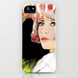 Bardot  Paris iPhone Case