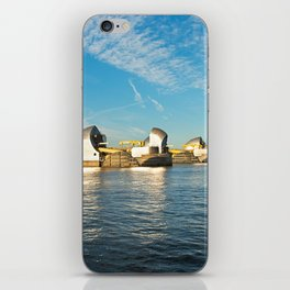 Thames Barrier iPhone Skin