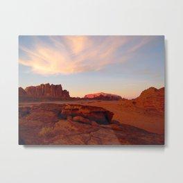 Desert #2 Metal Print