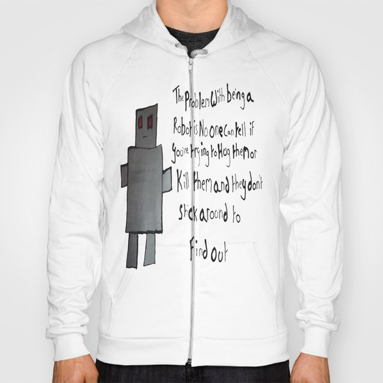 Robot Problems Hoody