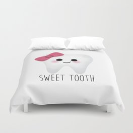 Sweet Tooth Duvet Cover