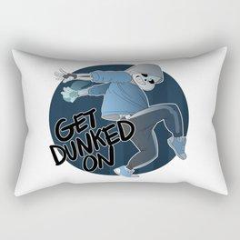 Get Dunked On Rectangular Pillow
