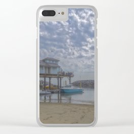 The Cove. Clear iPhone Case