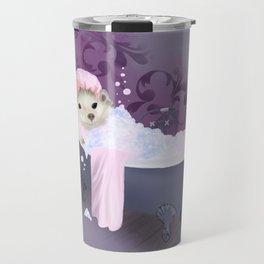 Bubble Bath Joy Travel Mug
