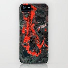 Blood Line iPhone Case