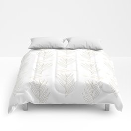 White Willow Comforters
