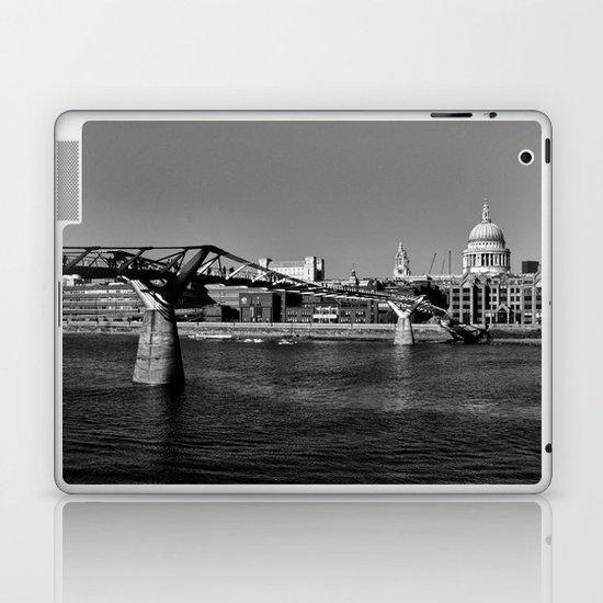 Views To St. Pauls Laptop & iPad Skin