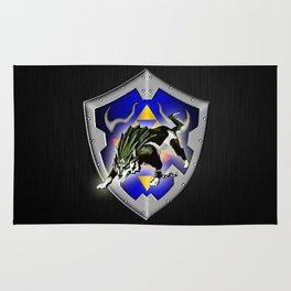Zelda wolf Rug