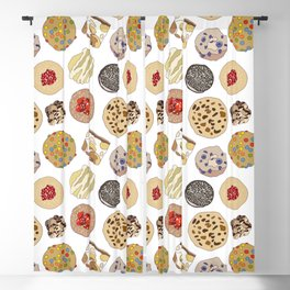 Cookie Heaven Blackout Curtain
