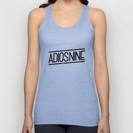 Adios Nine Unisex Tank Top