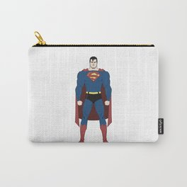 Man of Steel Carry-All Pouch