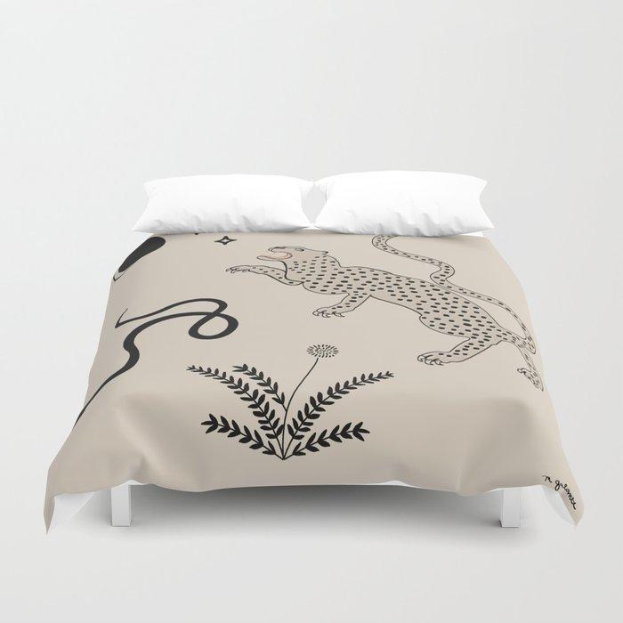 Desert Prey Bettbezug