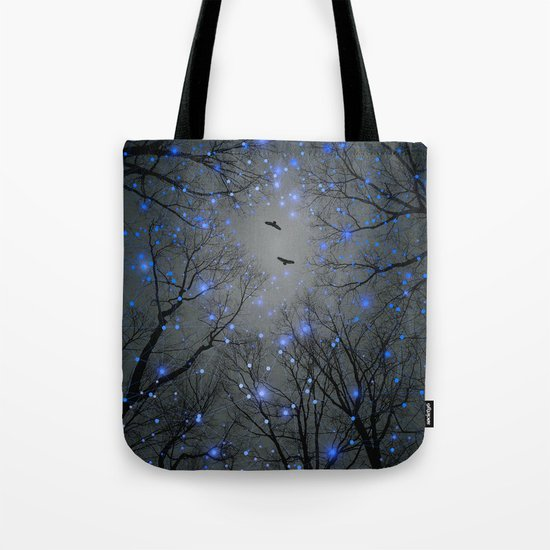 The Sight of the Stars Makes Me Dream Tote Bag