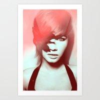 Katelyn Fae Art Print