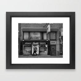 Sam's Framed Art Print