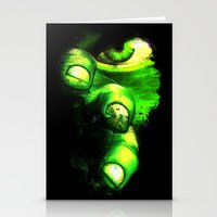 hulk Stationery Cards featuring Hulk by Juliana Rojas | Puchu